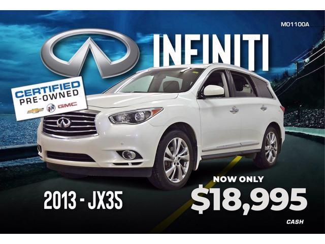 2013 Infiniti JX35