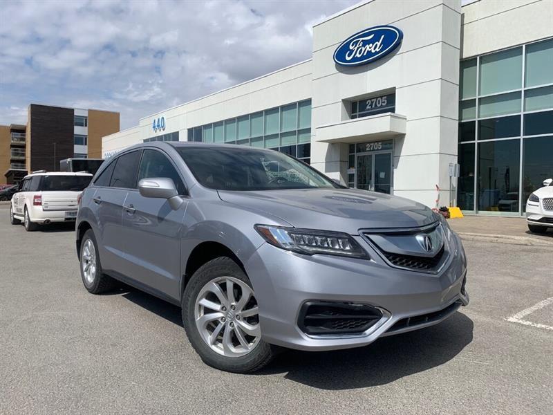 2018 Acura  RDX 3.5L AWD, CUIR, TOIT OUVRANT,
