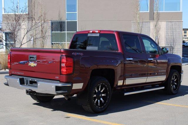 Chevrolet Silverado 8