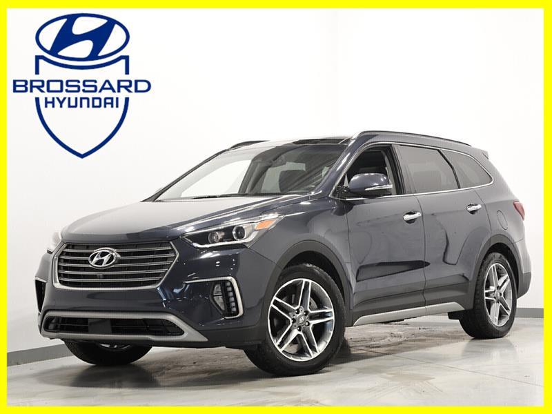 Hyundai Santa Fe XL AWD Ultimate toit pano cuir na 2019