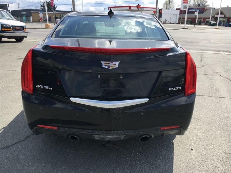 Cadillac ATS 6