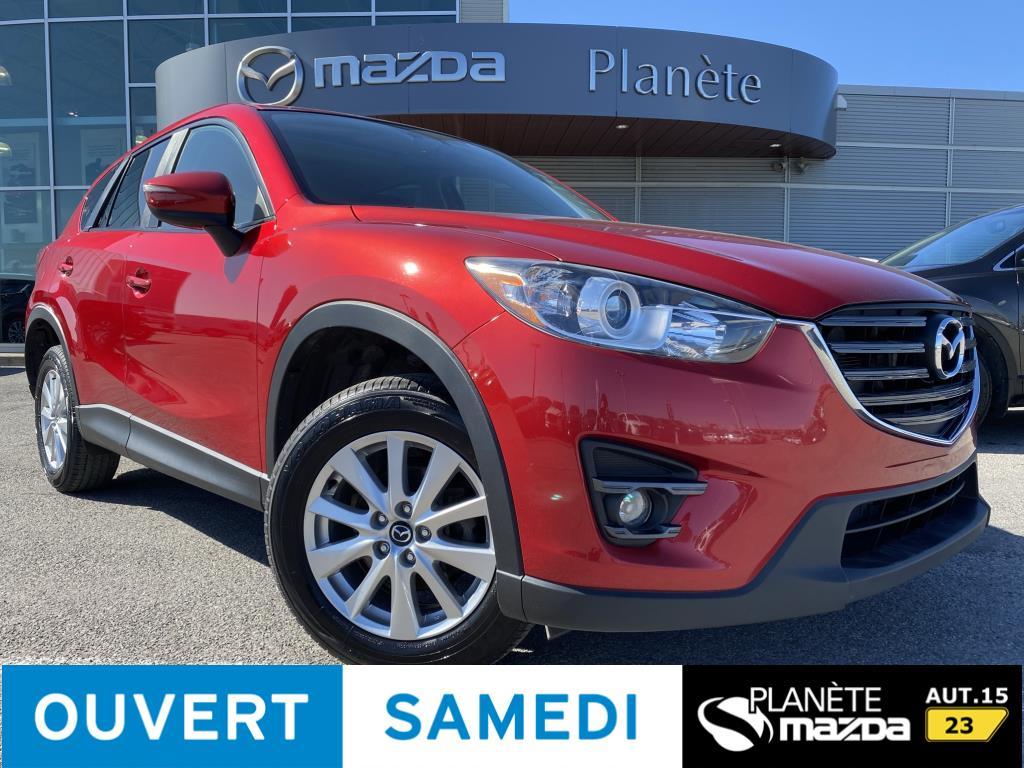 2016 Mazda CX