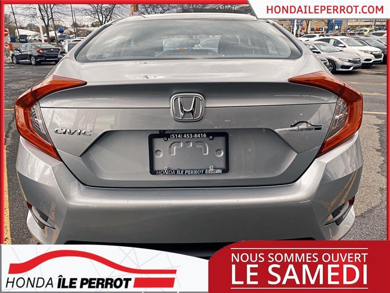 Honda Civic Sedan 4
