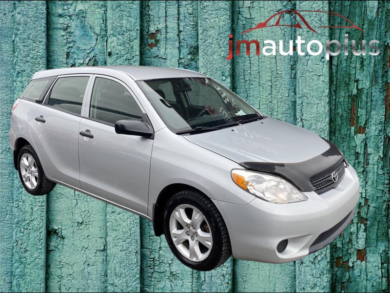 toyota Matrix 2008 - 1