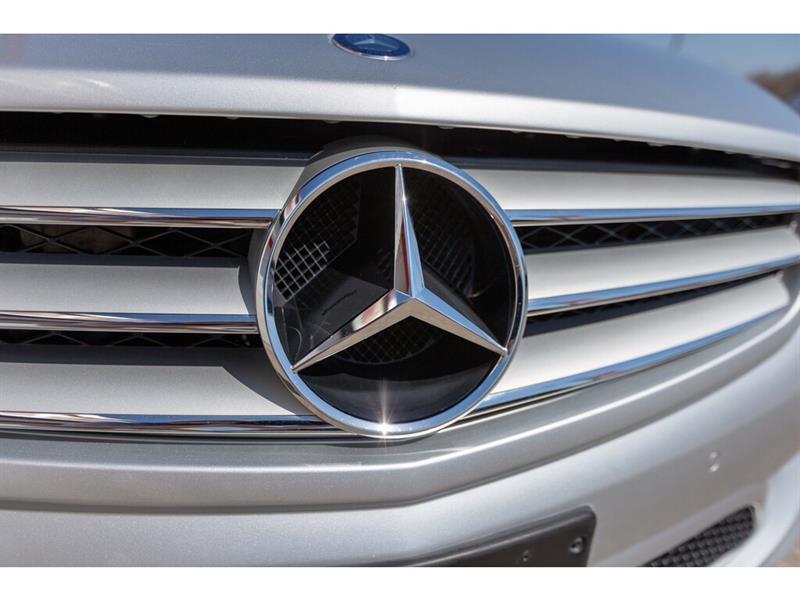 Mercedes-Benz CL-Class 10