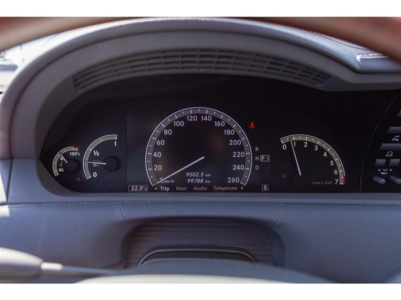 Mercedes-Benz CL-Class 21