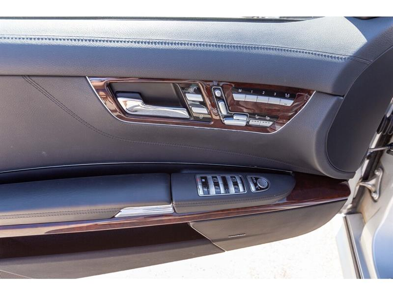 Mercedes-Benz CL-Class 22