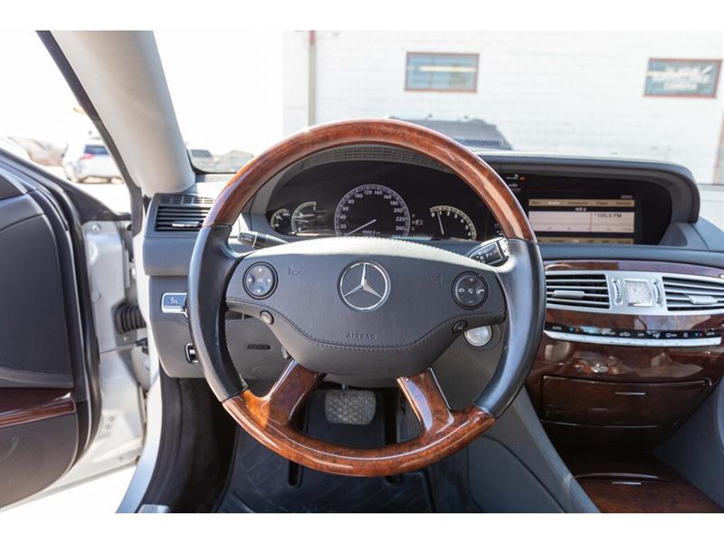 Mercedes-Benz CL-Class 35