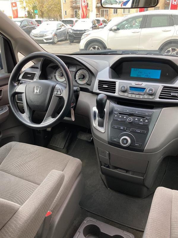 Honda Odyssey 6