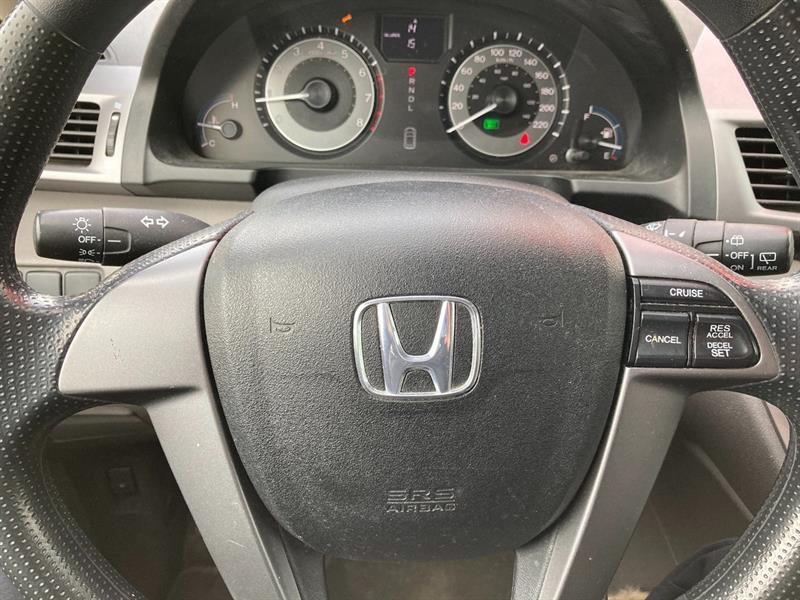 Honda Odyssey 9