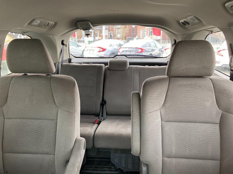 Honda Odyssey 11
