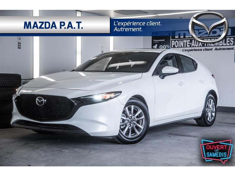 2019 Mazda 3 Sport
