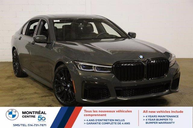 BMW Série 7 xDrive, Gr. Exécutif, Sky Loun 2021