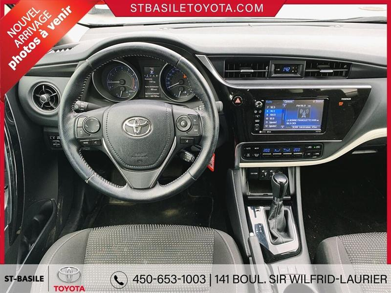 toyota Corolla iM 2018 - 11