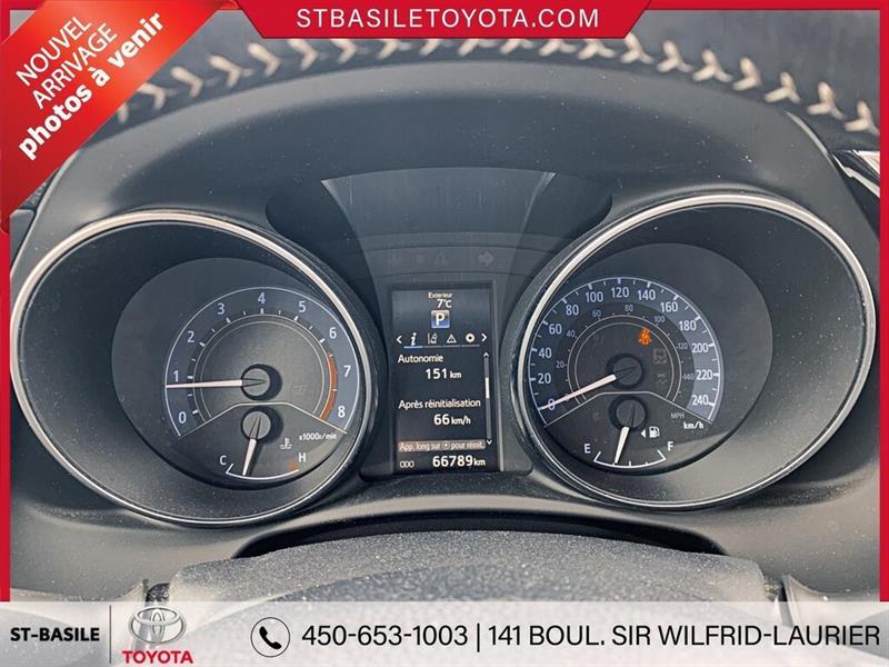 toyota Corolla iM 2018 - 12