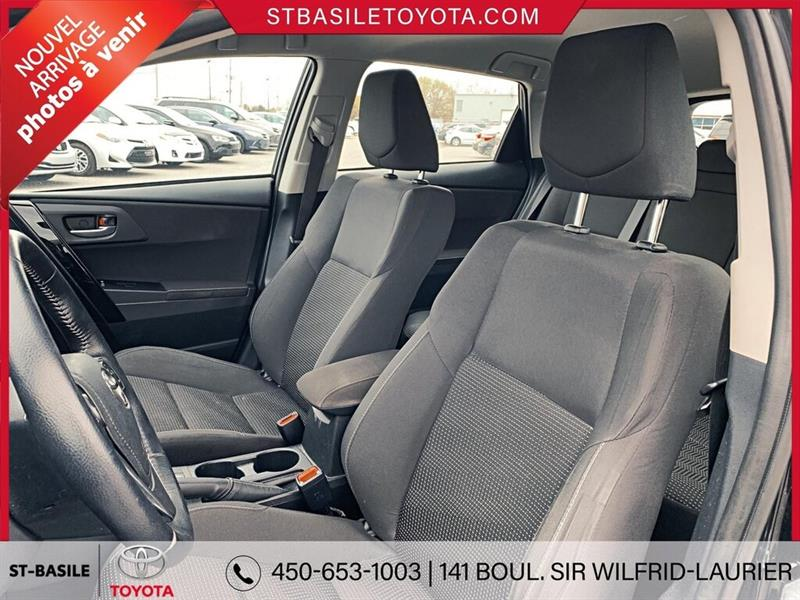 toyota Corolla iM 2018 - 13