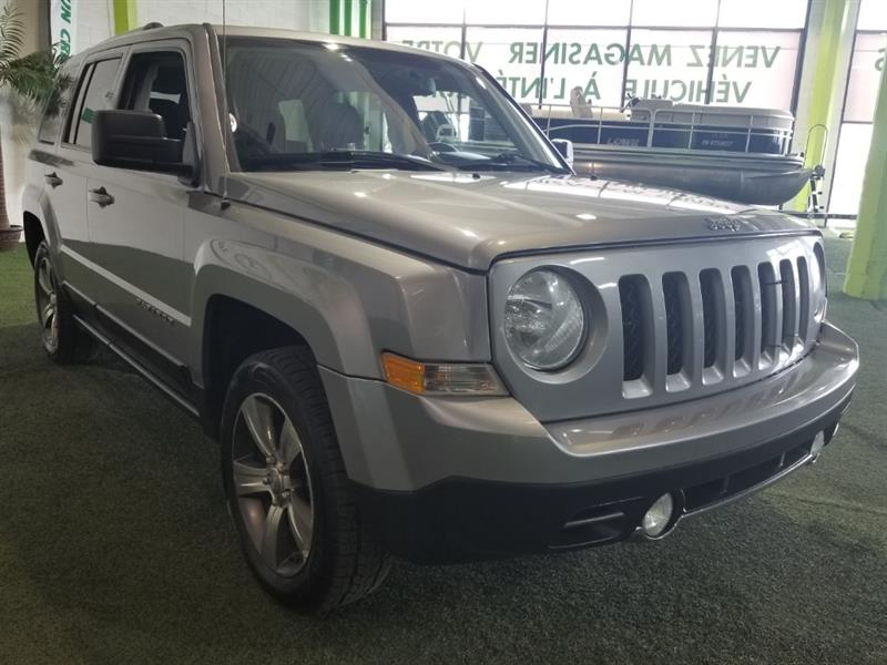 Jeep Patriot 8
