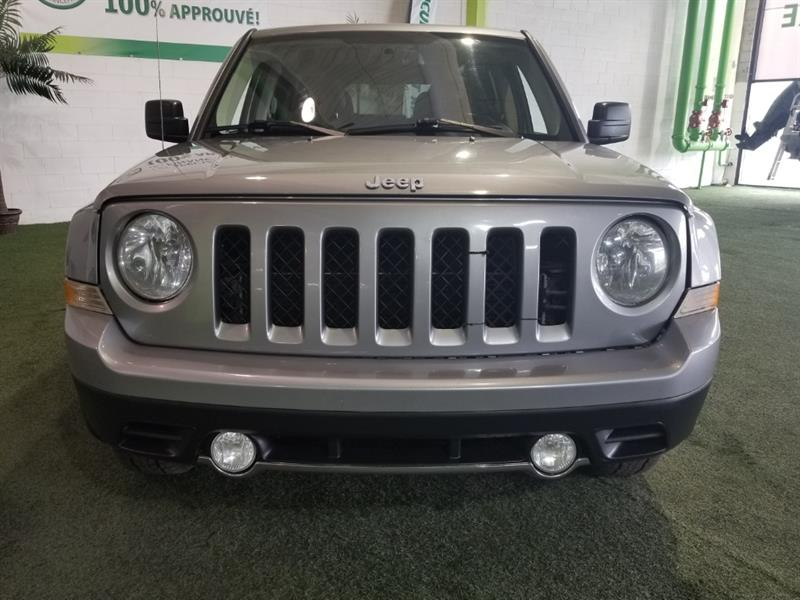 Jeep Patriot 9