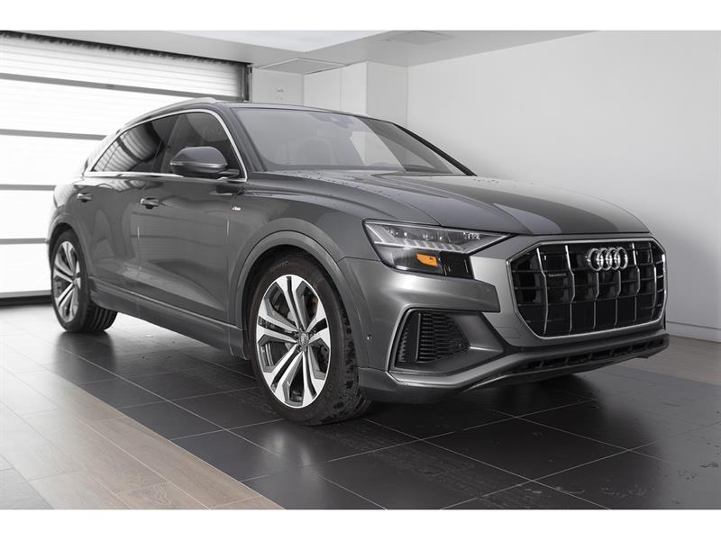 Audi Q8 2019 Technik 55 TFSI quattro