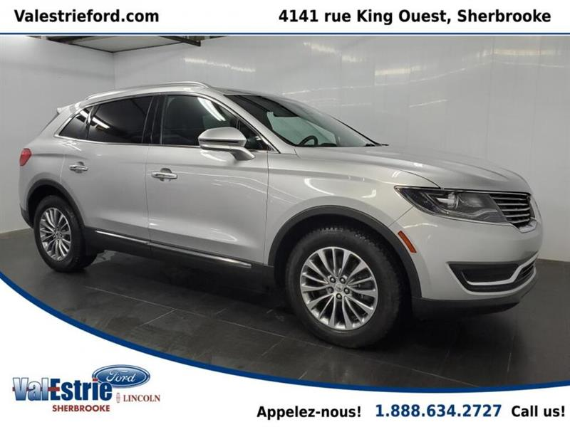 2016 Lincoln  MKX SELECT/CUIR/GPS/ENS. CLIMAT