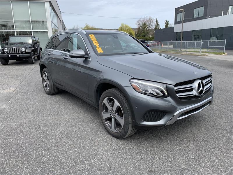 2018 Mercedes-Benz  GLC GLC 300 4MATIC , GROUPE PREMIU