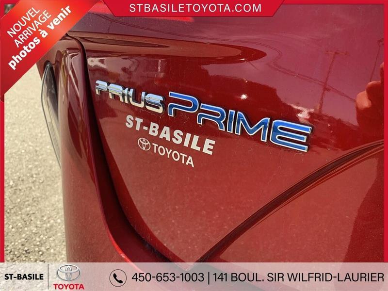 toyota Prius Prime 2017 - 13