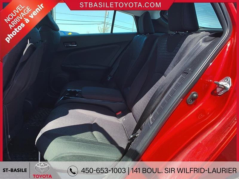 toyota Prius Prime 2017 - 18