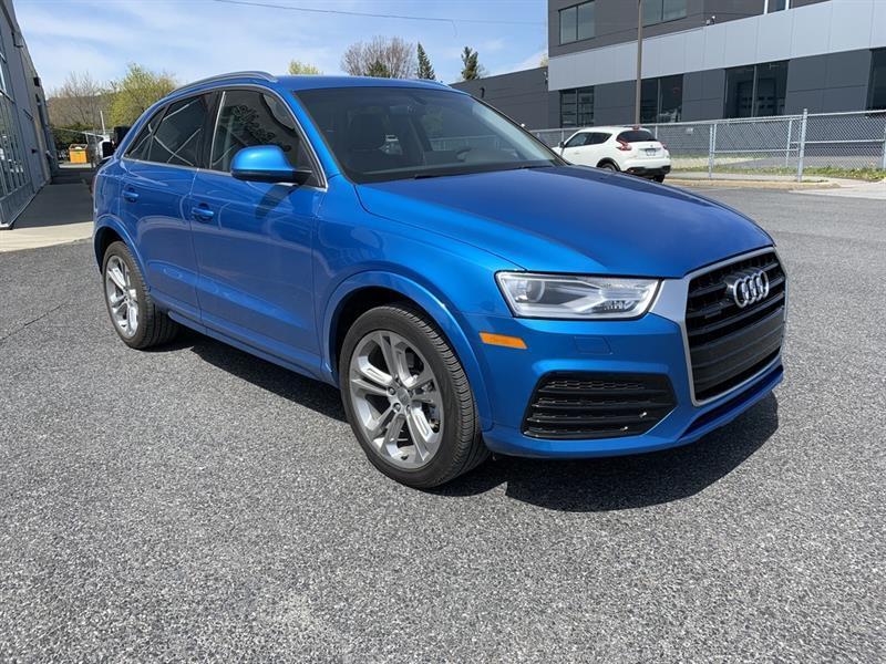 2018 Audi  Q3 2.0 TFSI  Progressiv , CUIR, G