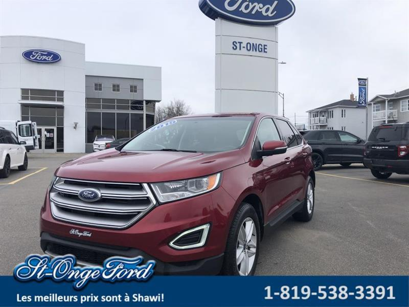 Ford Edge 2015 SEL, Traction avant