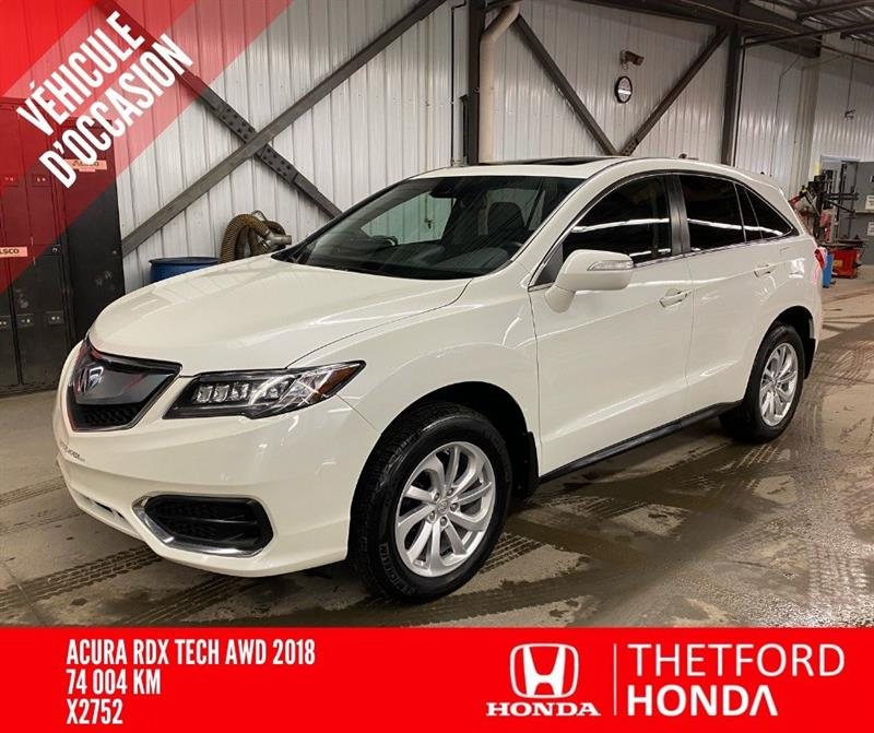 Used Acura RDX Vehicles For Sale