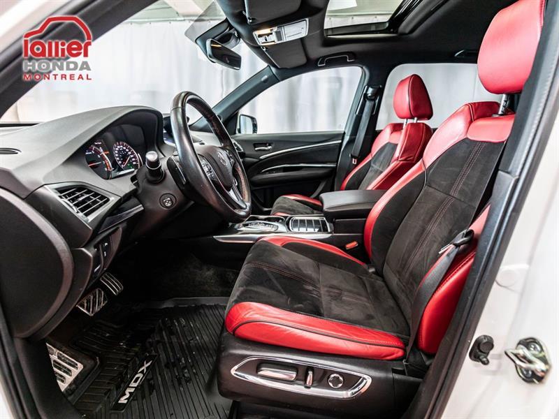 Acura MDX 6