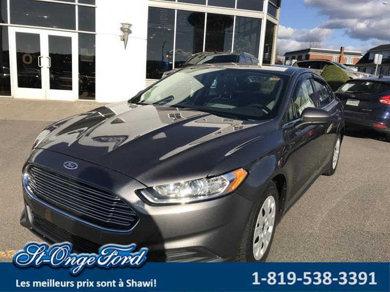 Ford Fusion 2014 Berline traction avant S