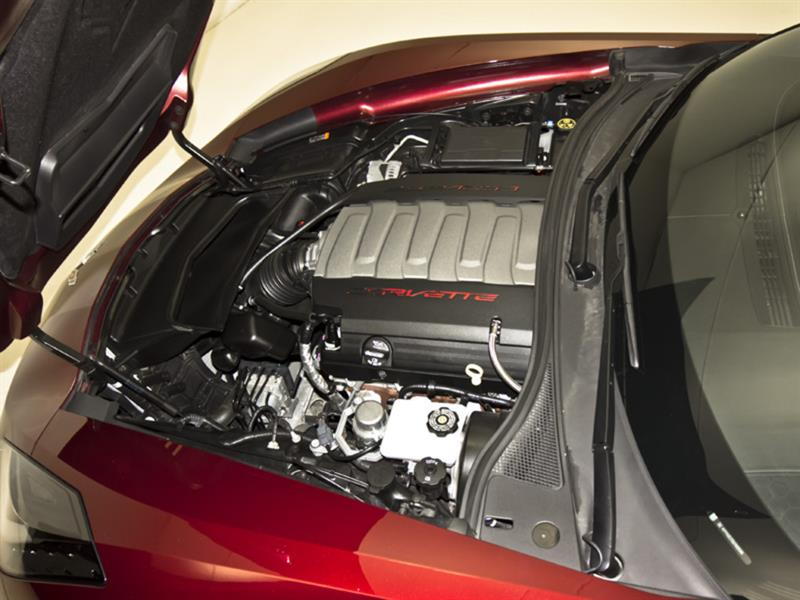 Chevrolet Corvette 34