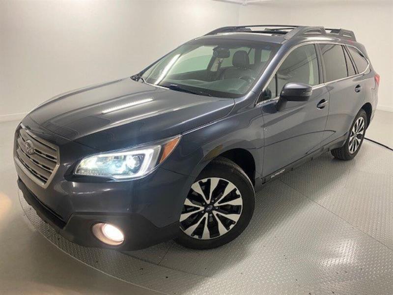 2017 Subaru  Outback Limited Pkg * Cuir * Toit * GP