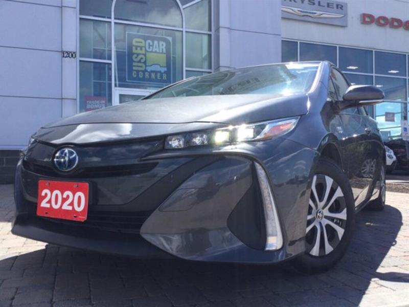 toyota Prius Prime 2020 - 3