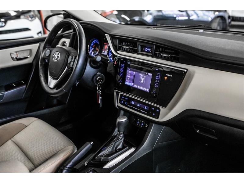 toyota Corolla 2017 - 35