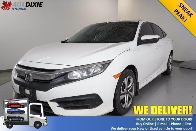2016 Honda Civic Sedan