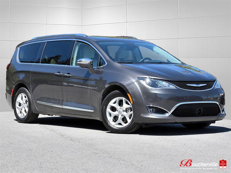 Chrysler Pacifica LIMITED * TOIT PANO * DVD * HI 2020