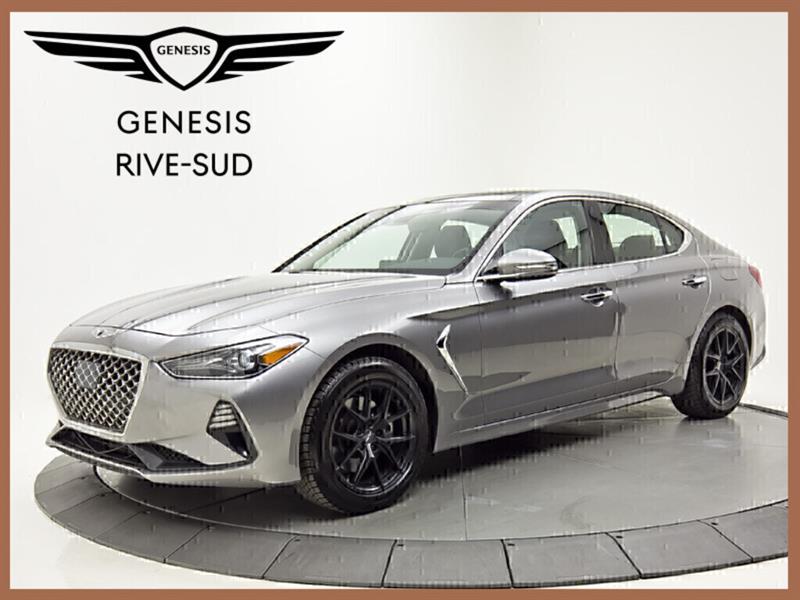 Genesis G70 2.0T Elite AWD/Cuir/Toit/3500$ 2021