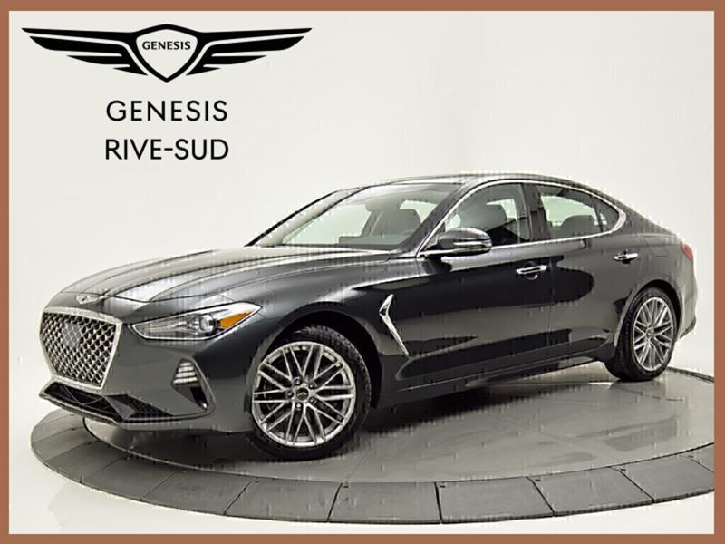 Genesis G70 2.0T Elite AWD/Cuir/Toit/1500$ 2021