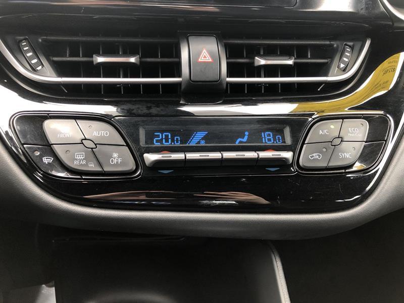 toyota C-HR LE 2WD 2019 - 20