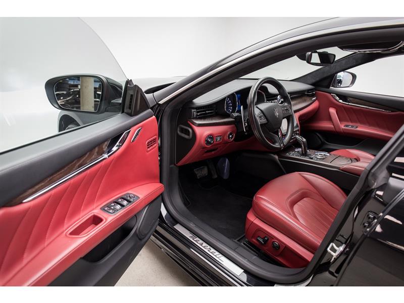 Maserati Quattroporte 15