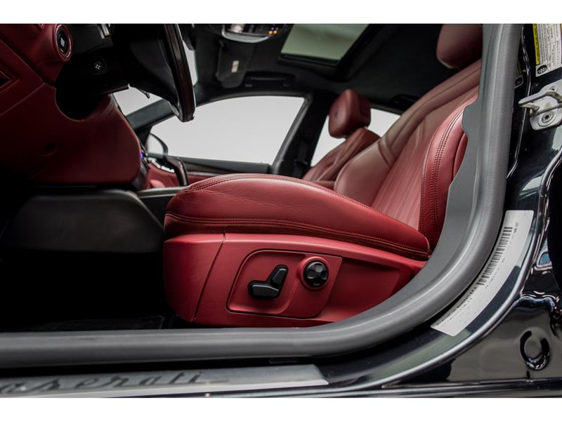 Maserati Quattroporte 18