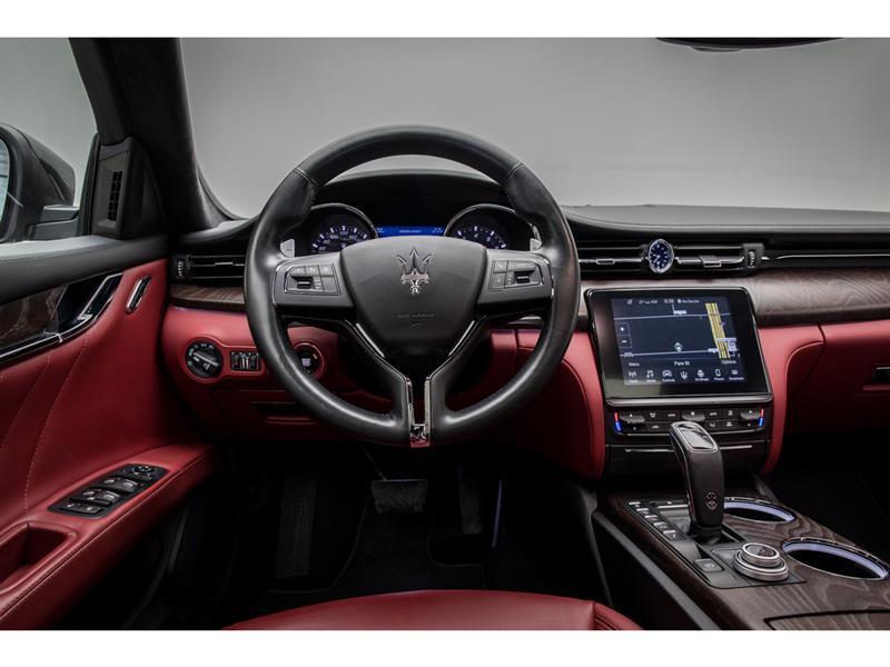 Maserati Quattroporte 28