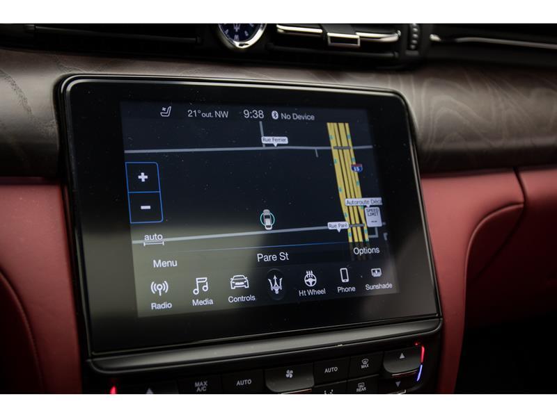 Maserati Quattroporte 33