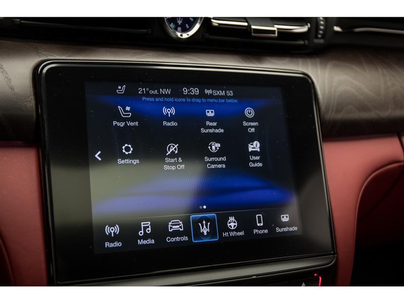 Maserati Quattroporte 38