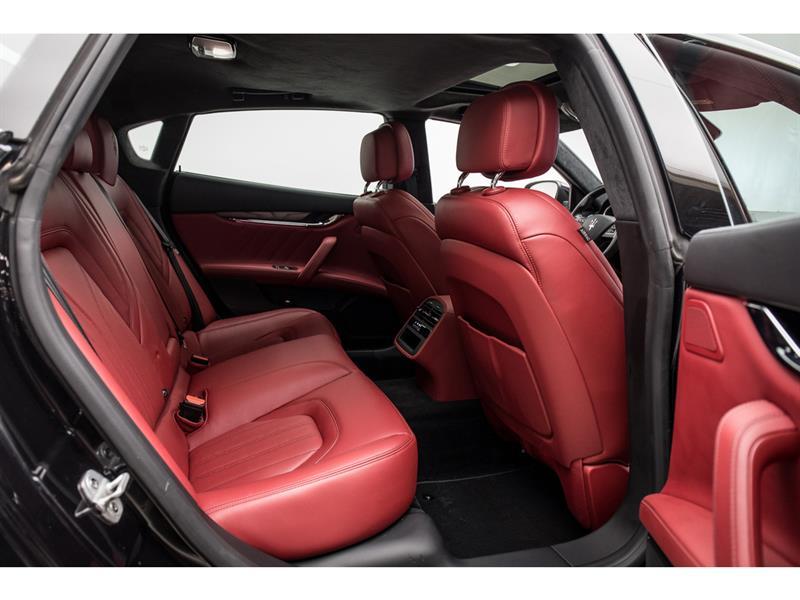Maserati Quattroporte 40