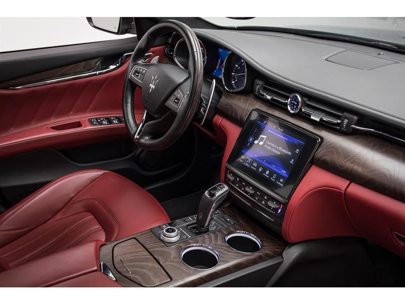 Maserati Quattroporte 46