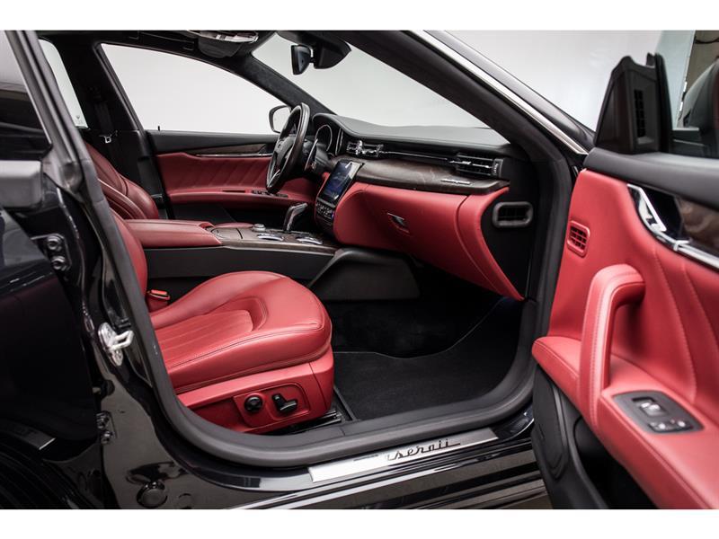 Maserati Quattroporte 47