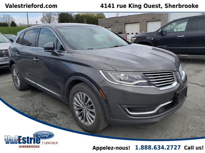 2017 Lincoln  MKX SELECT/CUIR/TOIT PANO/ENS. CLI